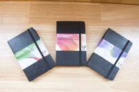 'The Suites' Moleskine notebooks